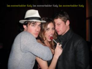 Nuova foto con Kayla e Zach